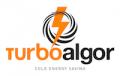 Logo Turboalgor Pantone 151
